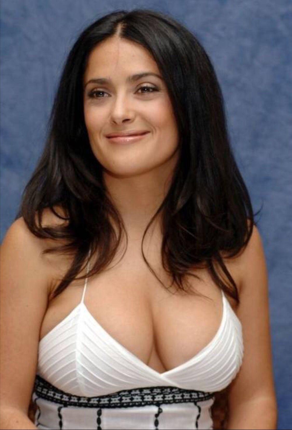 Celebrites Salma Hayek nude photos 2019
