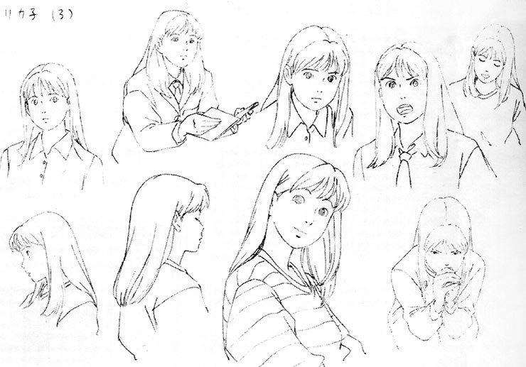 Studio Ghibli ☆ Ocean Waves concept art in 2020 Ghibli
