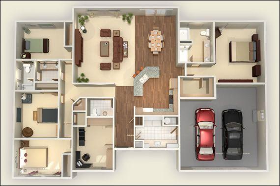 Adair Homes - Floor Plan | Interior design apps, Best ...