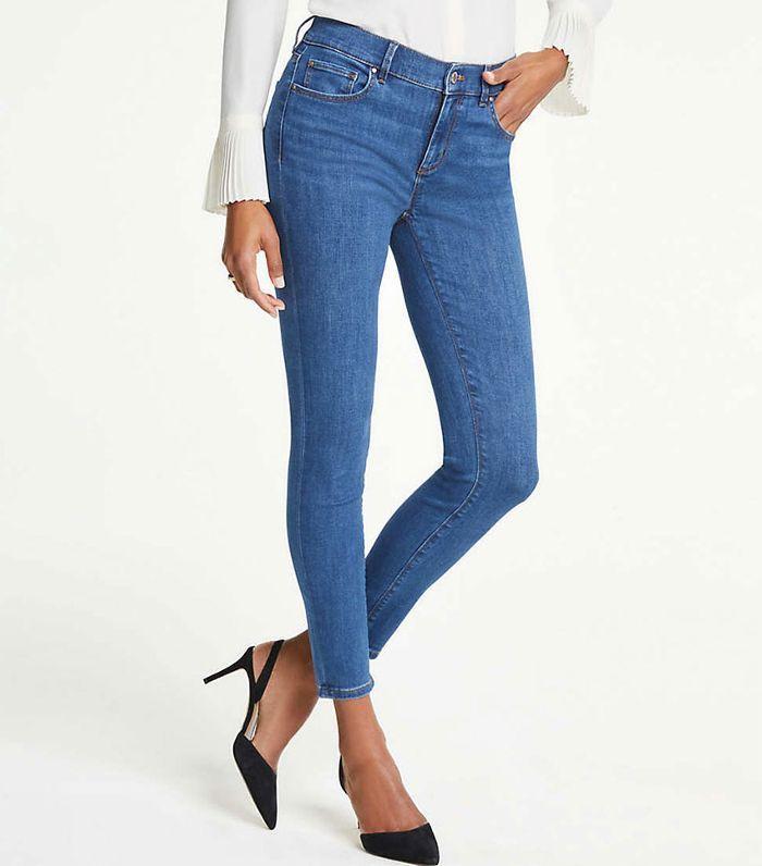 9e9c320c47e7 Ann Taylor Performance Stretch Skinny Jeans