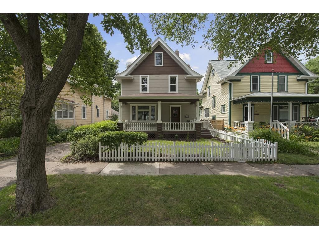 See details for 683 Hall Avenue, Saint Paul, MN, 55107, Single Family, 4 bed, 4 bath, 2,300 sq ft, $219,900, MLS 4738304. Buyers lost financing! Your opportunity is NOW! All the character has been preserved, but all the modern conveniences are here- 3 stories! Master bedroom with fireplace sitting room at the very top of the home - complete with 1/2 bath! Fantastic floor plan with plenty of room to grow- Stunning leaded glass windows are a show stopper- Timeless charm! This home offers…