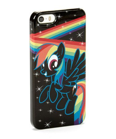 Another great find on #zulily! My Little Pony Rainbow Dash Case for iPhone 5 by My Little Pony #zulilyfinds