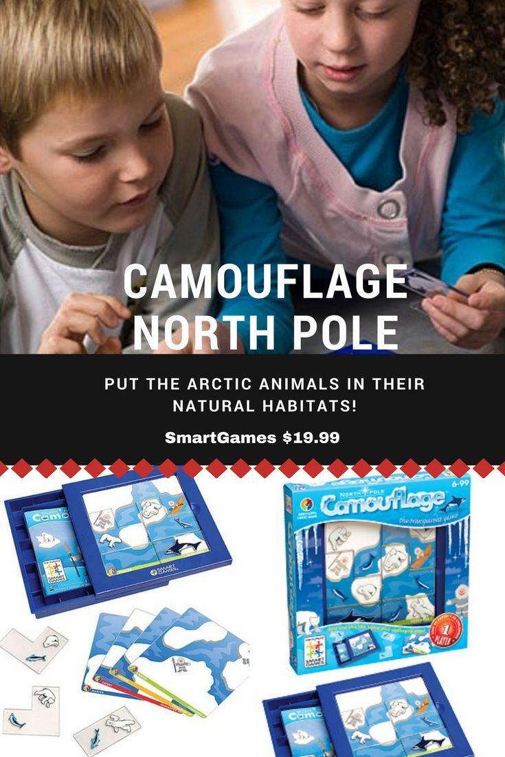 Arctic Animals and Their Names Felt Set Uncut Arctic