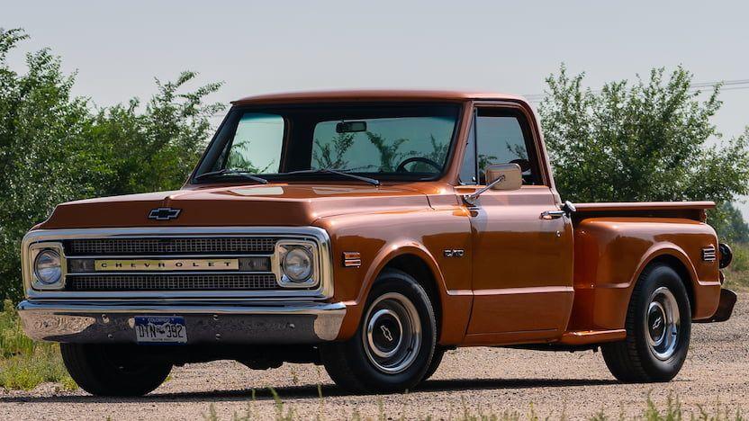 1969 Chevrolet C10 Pickup T65 Dallas 2018 Chevrolet Mecum Auction New Trucks