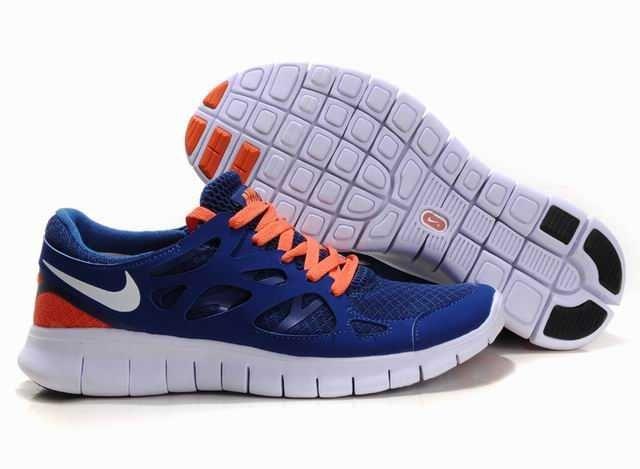 La Vente À Prix Abordable Nike Free Run 2 Homme Sapphire Bleu
