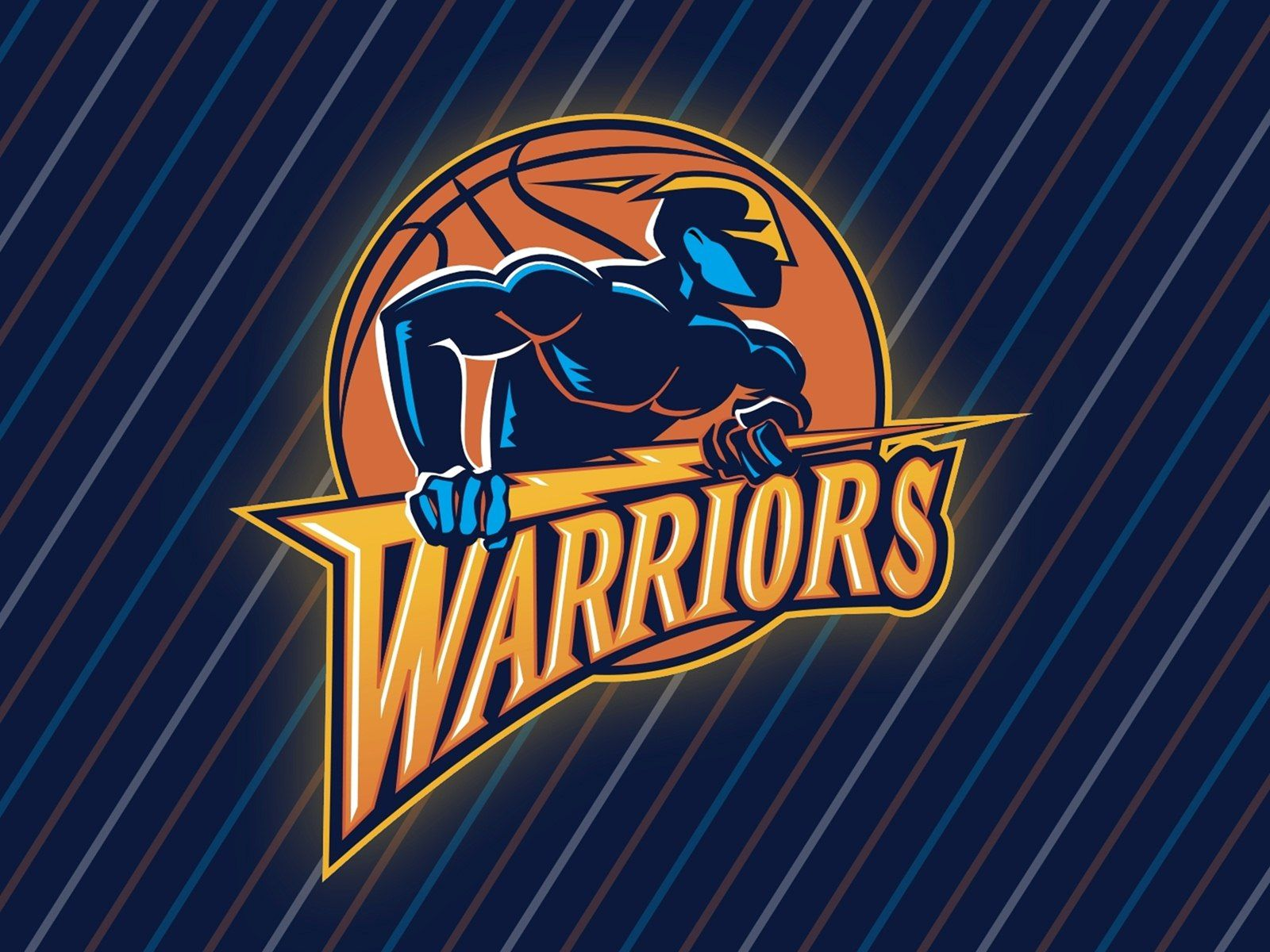 Best Golden State Warriors Logo Wallpaper
