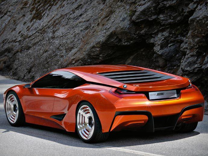 Bmw M8 Bmw Concept Car Bmw Concept Bmw M1