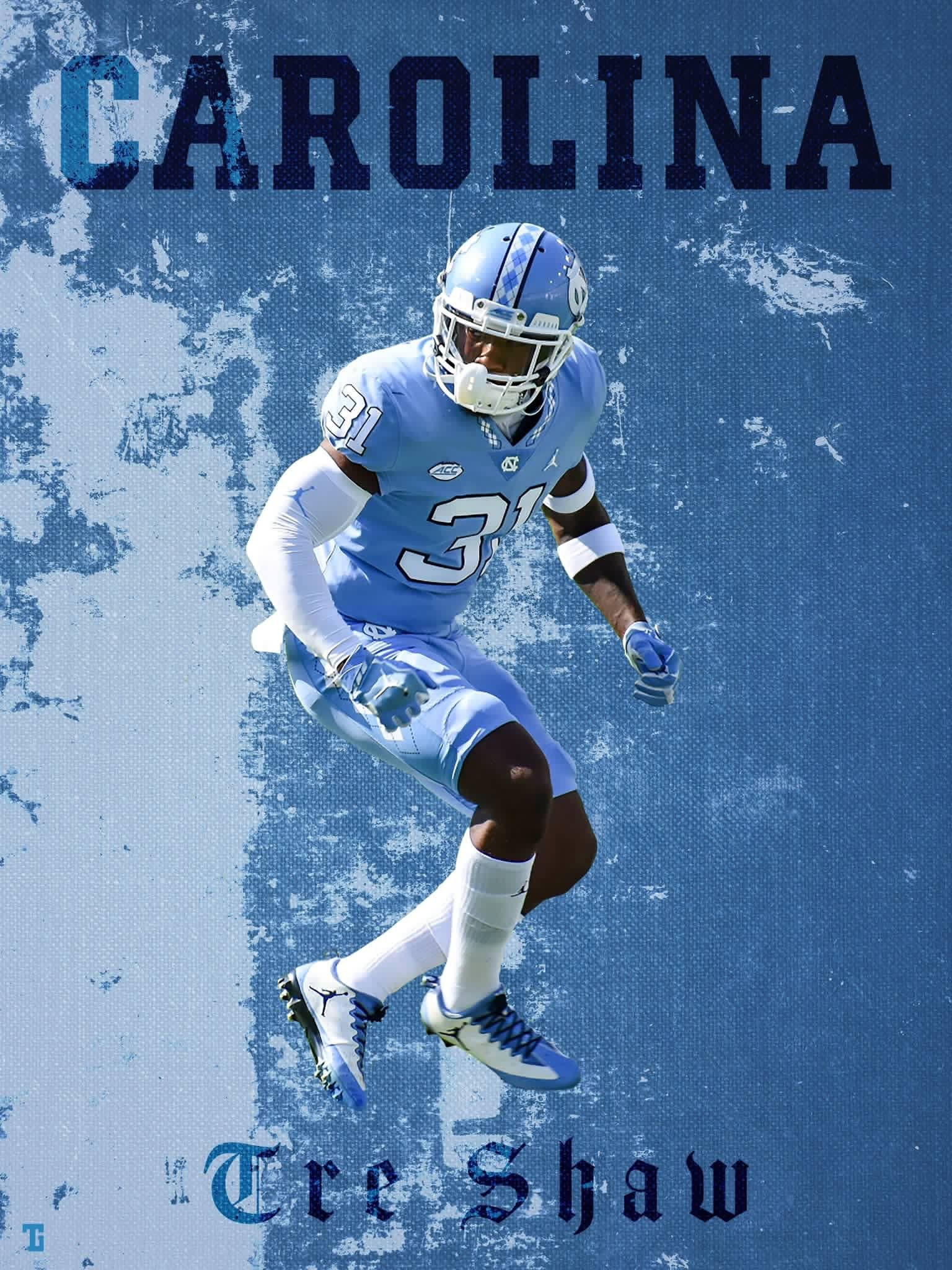 Pin by Keith Pickels on UNC FOOTBALL American football