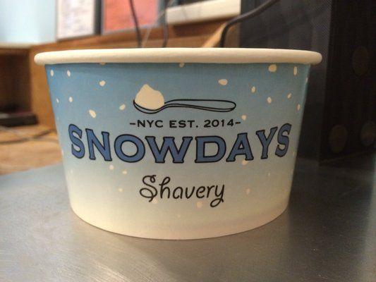 Snowdays Shavery, New York, NY