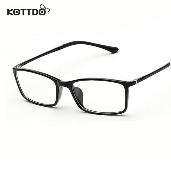 88bcb3d13c KOTTDO 2018 Lightness Brand Design Women Eye glasses Frames men Spectacle  Optical Frame EyeGlass Eyeglasses