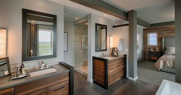 Master Ensuite  Bathroom Ideas  Pinterest  Home Laundry Rooms Awesome Master Ensuite Bathroom Designs Review