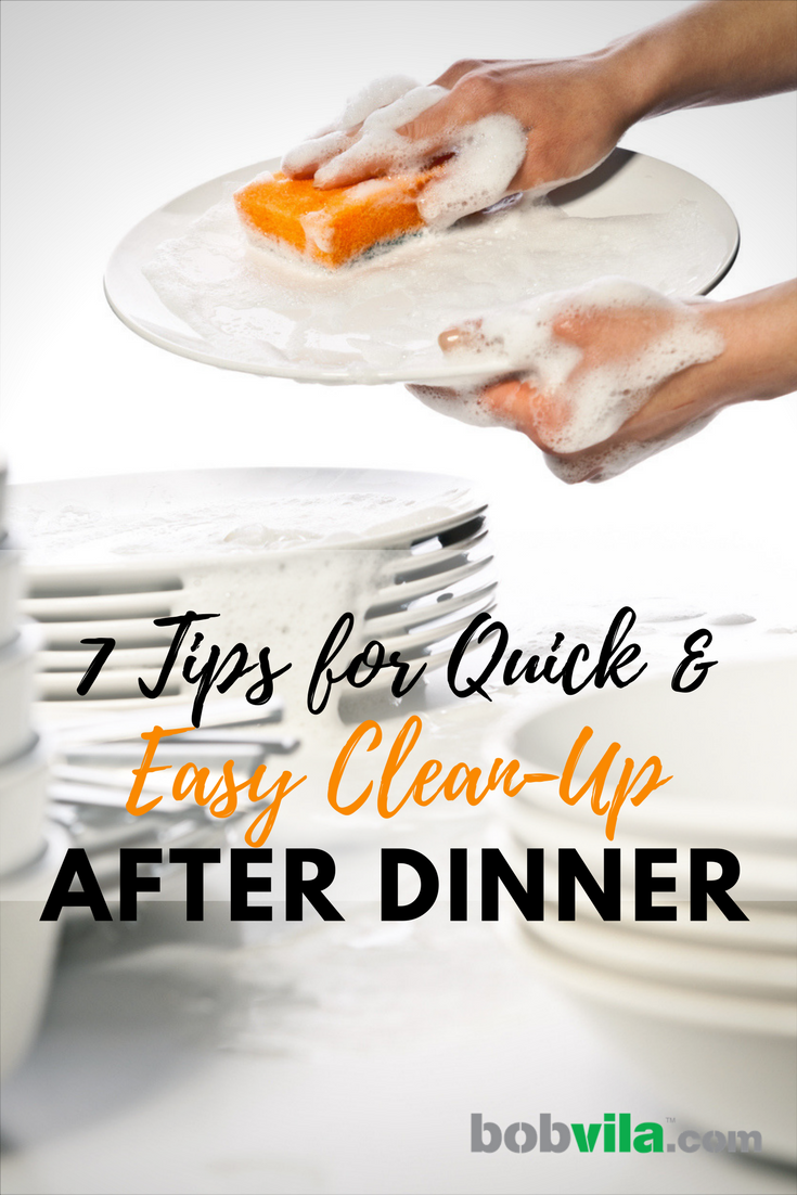 Watch How to Clean Up After a Dinner Party video