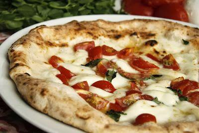 Receitas e Dietas: Receita de pizza liberada para o fim de semana