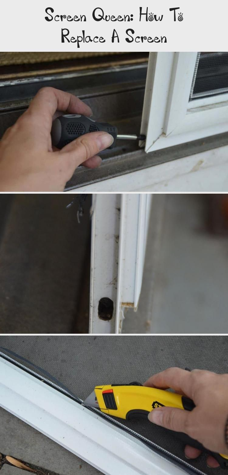 My Blog In 2020 Diy Home Improvement Cleaning Screens Sliding Screen Doors