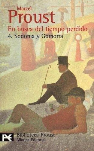 En Busca Del Tiempo Perdido 4 Sodoma Y Gomorra Marcel Proust Libros De Amor Libros