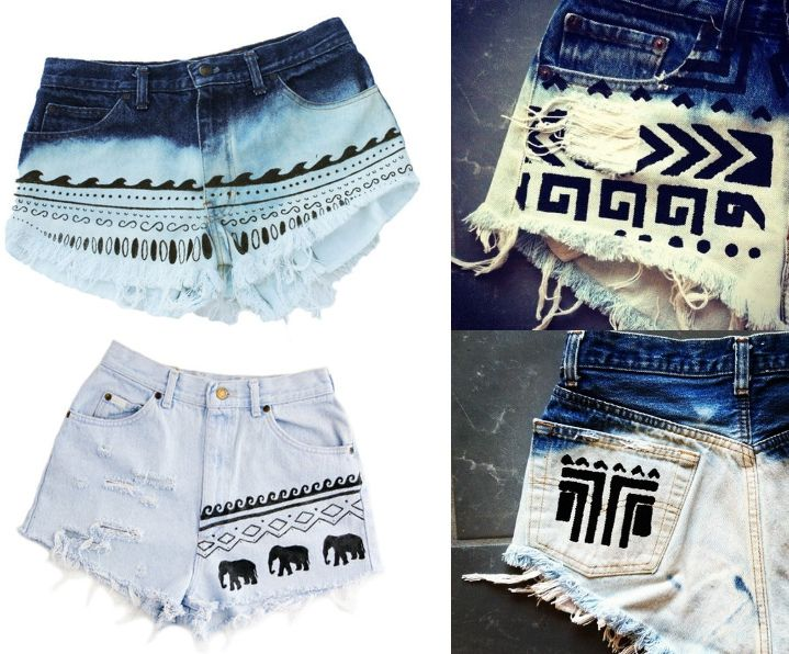 Short tribal! I want these!
