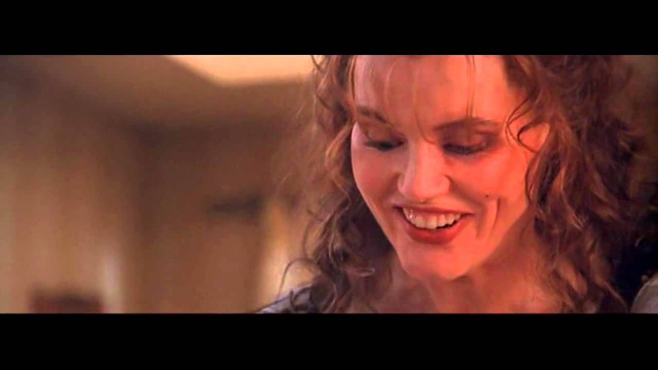 Geena davis cum facial think