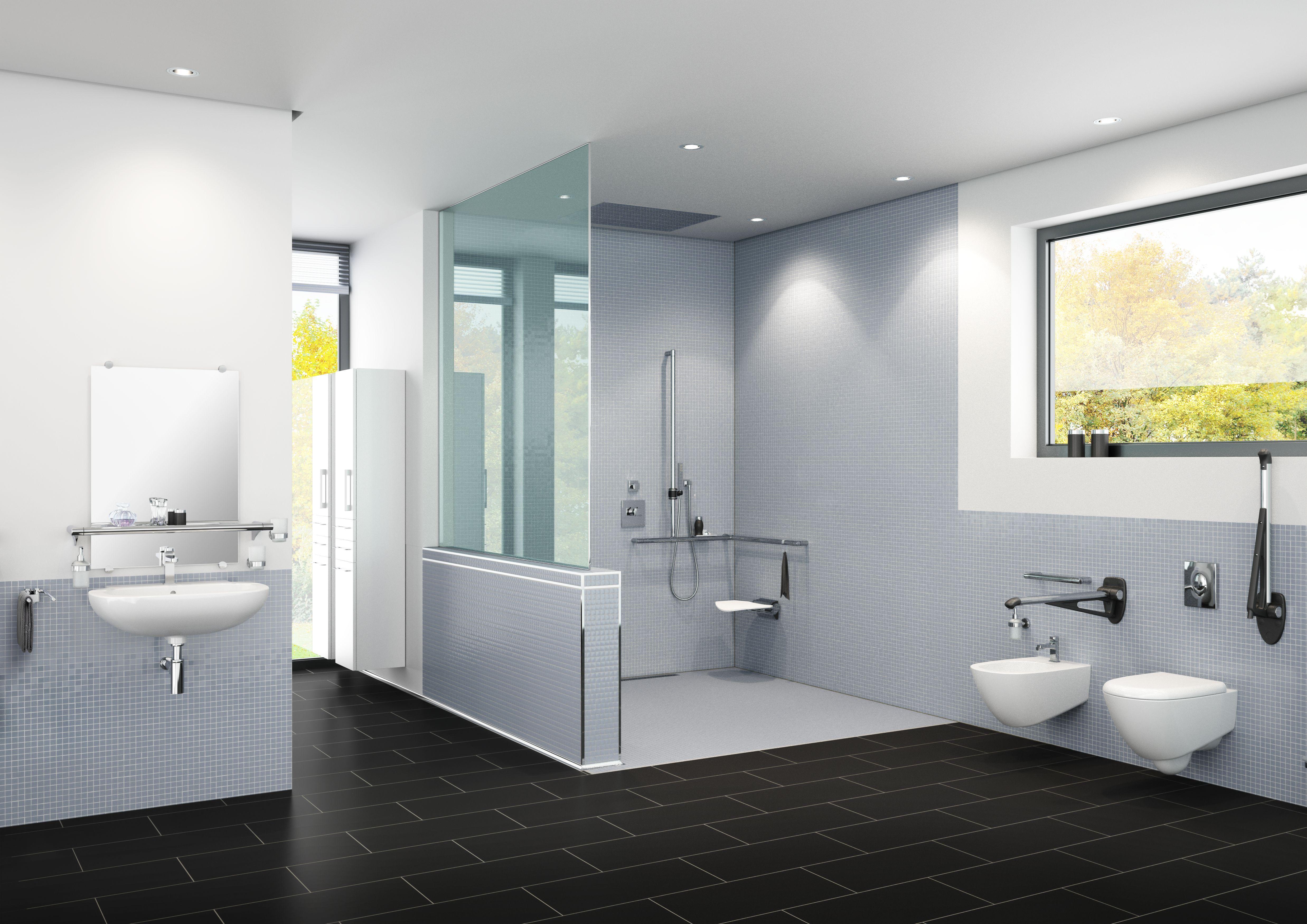 Haus außentor design höhe badewanne barrierefrei  bungalow haus bauen  pinterest