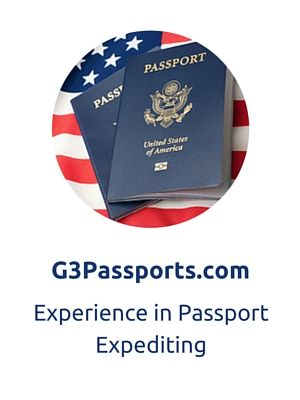 Do you need #ExpeditedPassport? And looking for reliable and experienced #PassportService? G3Passports.com can be the one that can help you out for all passport requirements from new passport, lost or damaged passport, minor passport, passport renewal etc.