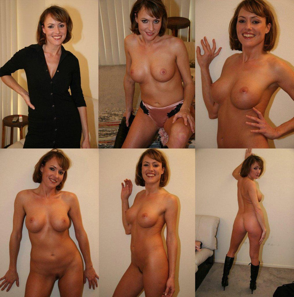 wife exposed on | female form