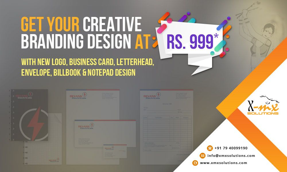 Boost your Business by Your Innovative Branding Design at Rs 999 ...