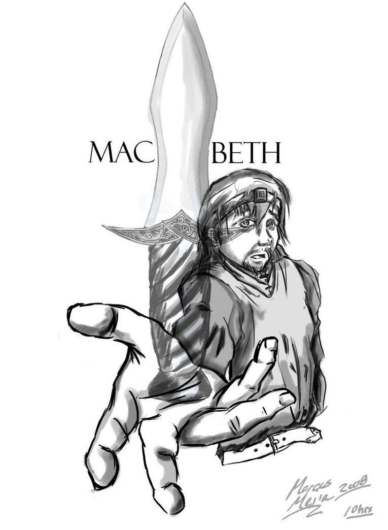 Macbeth floating dagger