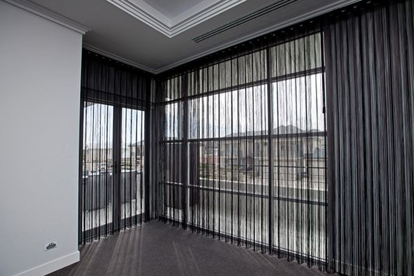 Curtains Ideas black sheer curtain : black sheer curtains - Google Search | { OXFORD ST OFFICE ...