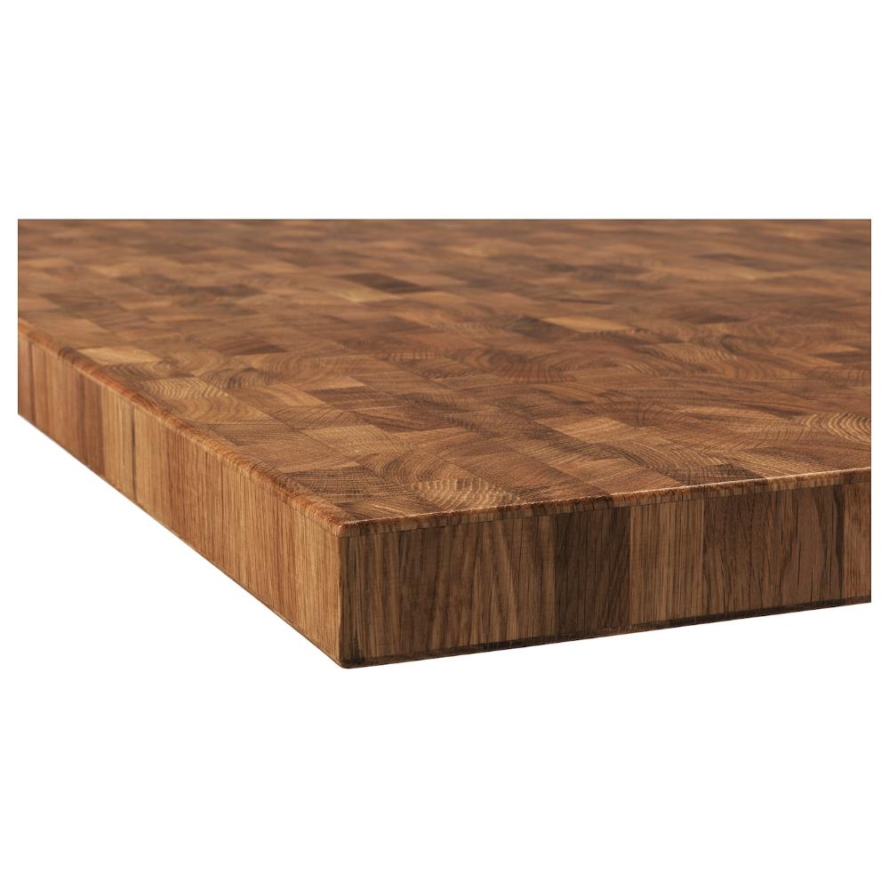Skogsa Countertop Oak Veneer 74x1 1 2 In 2020 Countertops Wood Countertops Kitchen Countertops