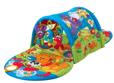 reputable site 1b88a ecd04 Playgro Puppy Playtime Tunnel Baby Gym from Smyths Toys ...