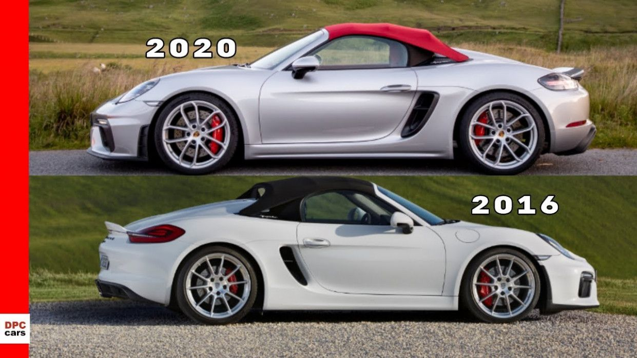 2020 Porsche Boxster Spyder Reviews