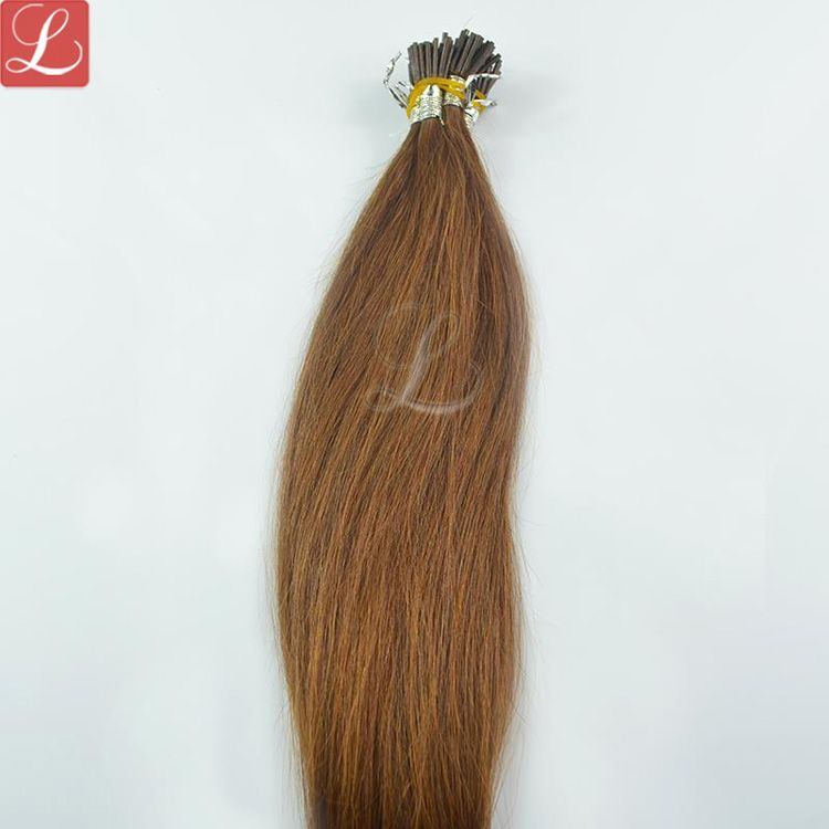 Brown Hair I Tip Extensions Best Human Hair Extensions On Sale