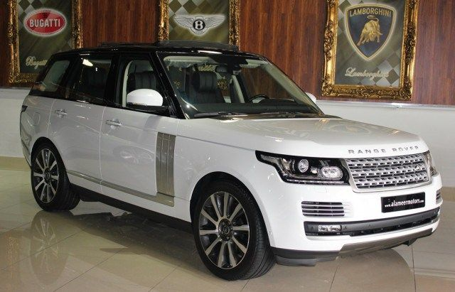 2017 Range Rover Vogue Release Date And Redesign 2018 2019 Car Guide