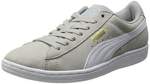 puma damen sneakers grau