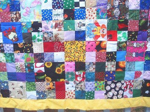 Handmade Baby Toddler I Spy Patchwork Quilt Perfect Baby Shower ... : patchwork quilt handmade - Adamdwight.com