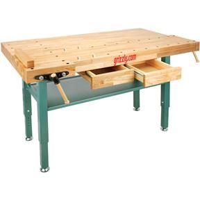 Birch Workbench