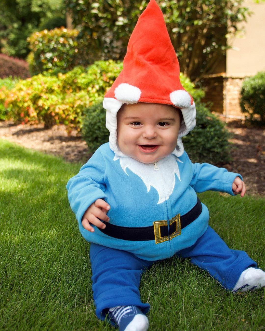 little gnome halloween costume, carters, gnomes, sherlock gnomes