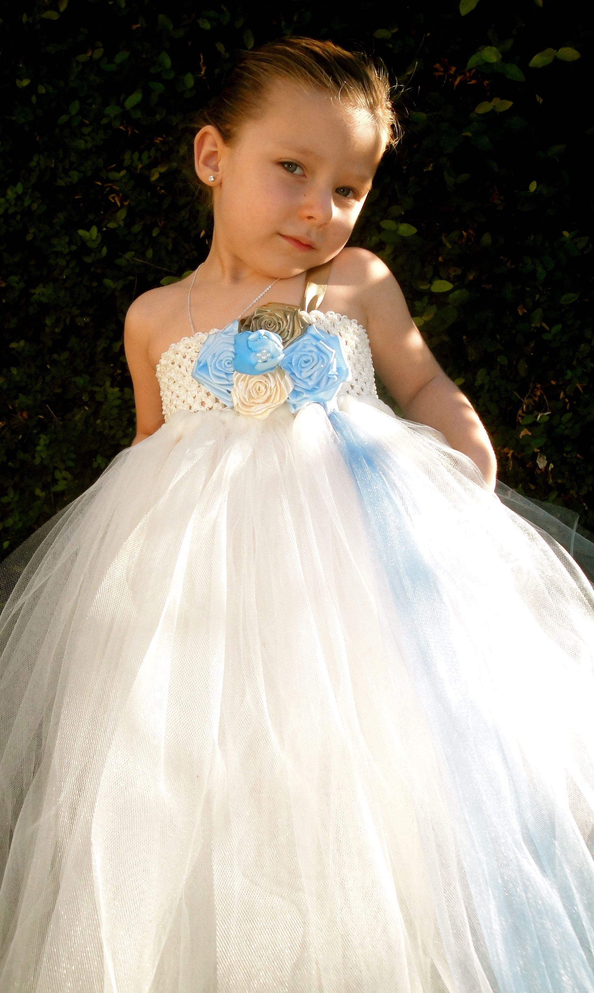 3eced2d8a42 how to make a tutu bodice for flower girl - Google Search