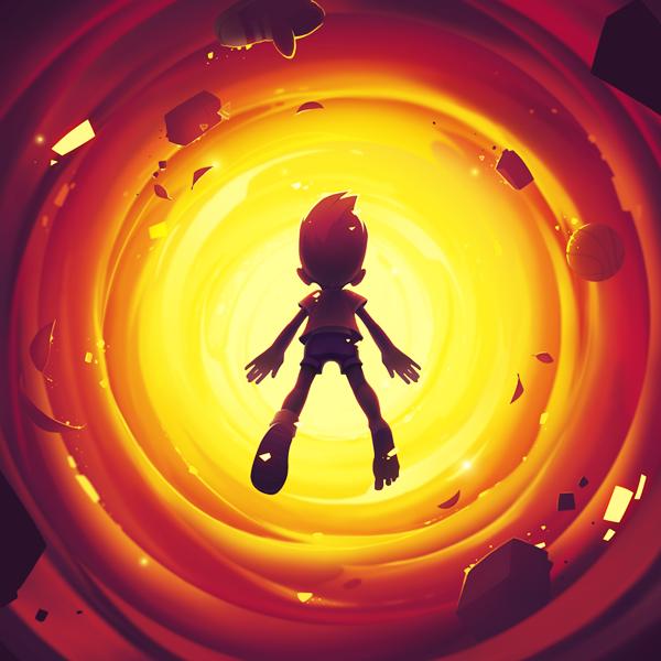 Adventure era #3 on Behance