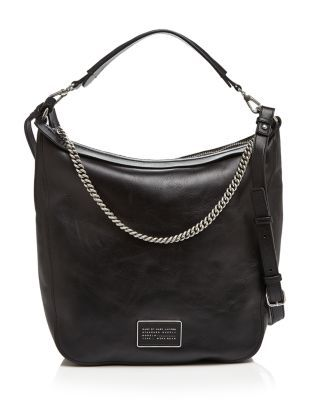 a7fa6e6115ee MARC BY MARC JACOBS Top Of The Chain Hobo | Bloomingdale's | On the ...