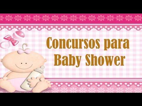 Juegos De Baby Shower Mixto Divertidos Mas Imagenes Frases Y