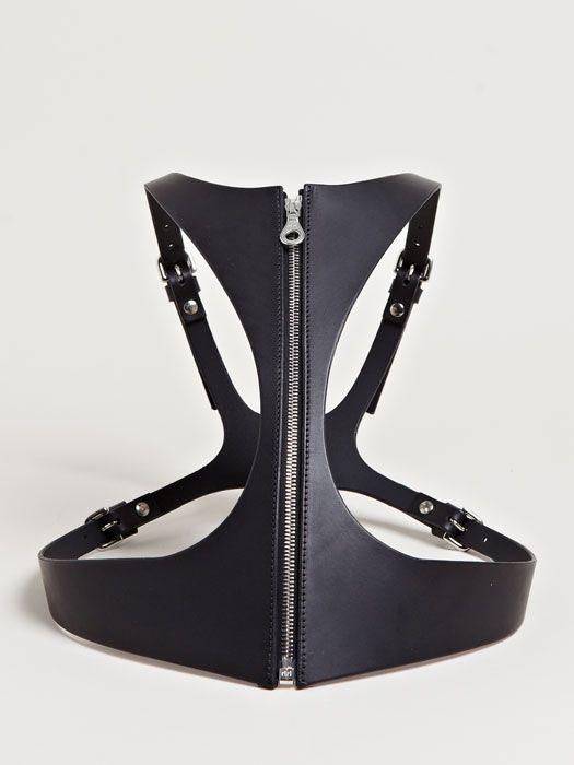 Fleet Ilya Women's Zip Harness Jacket | Fashion dresses ...