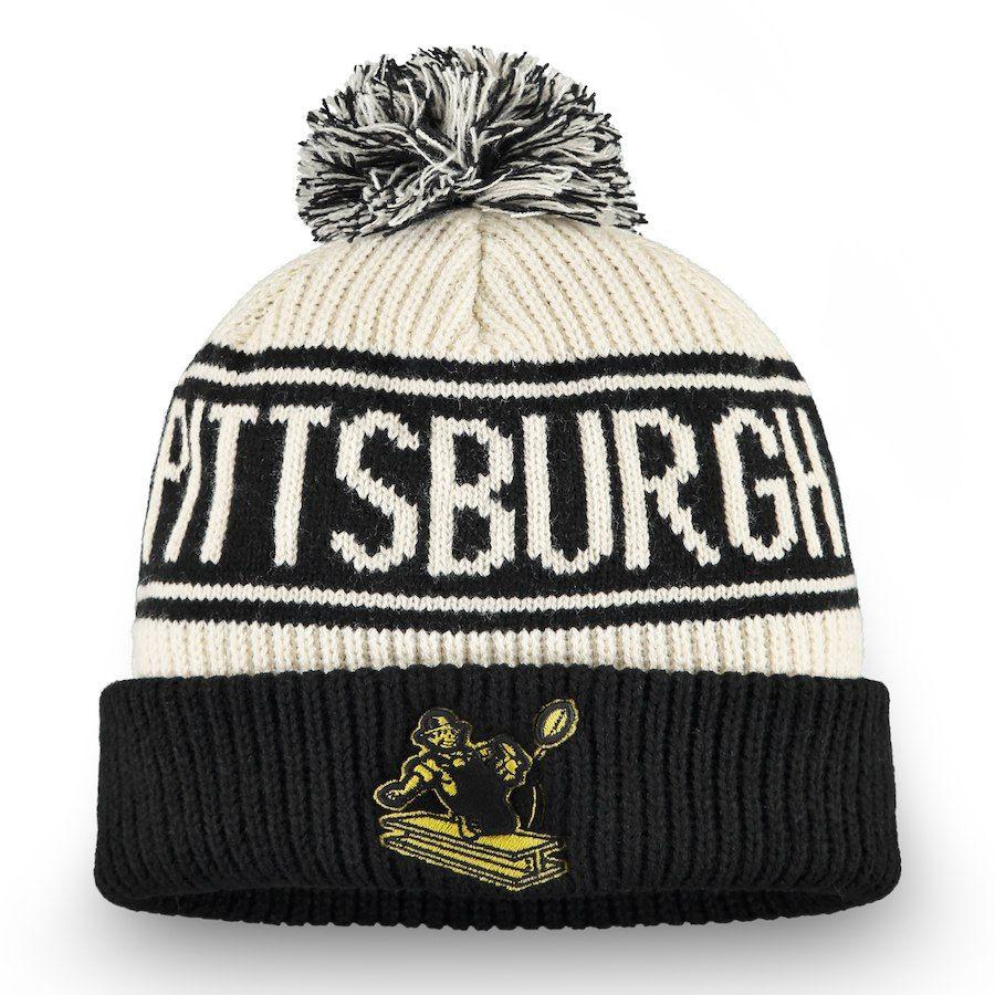 0b0ddbd69e3 Men s Pittsburgh Steelers NFL Pro Line by Fanatics Branded Cream Black Team  True Classic Z