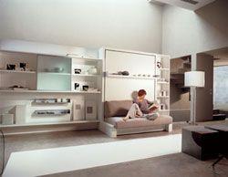 Compact living skräddarsydda loftsängar i metall för dig som är trångbodd.Sängskåp.Viksängar.Loftsängar.Loft.Metall