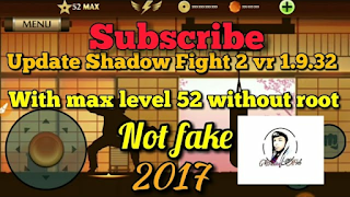shadow fight 2 hack max level