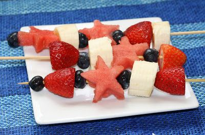 the chirping moms: Festive Food For 4th of July