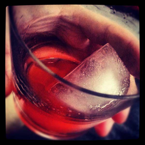 JMW's Poinsettia Punch Cocktail Recipe