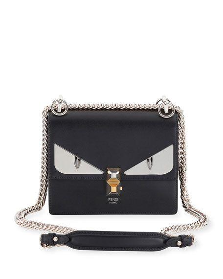 75463d2e1734 Kan I Monster Mini Leather Shoulder Bag