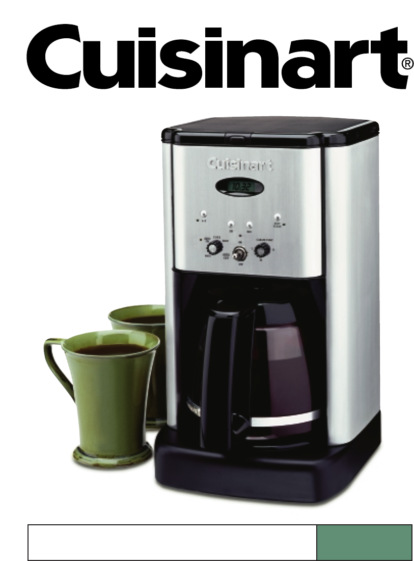Cuisinart Coffee Maker Cleaning Instructions Dcc 1200 In 2020 Cuisinart Coffee Maker Coffee Maker Coffee Maker Cleaning