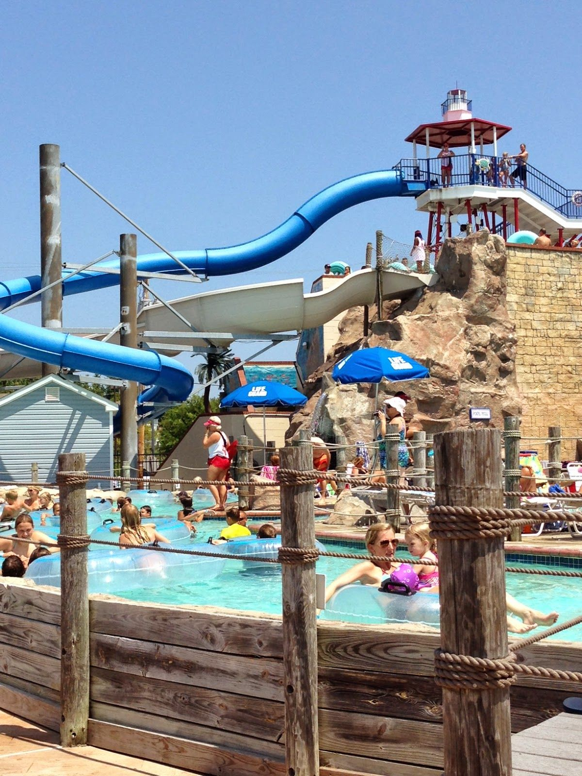 After Seeing Livingsocial Groupon Deals Several Times We Decided To Visit Chesapeake Beach Waterpark Finally This Summer