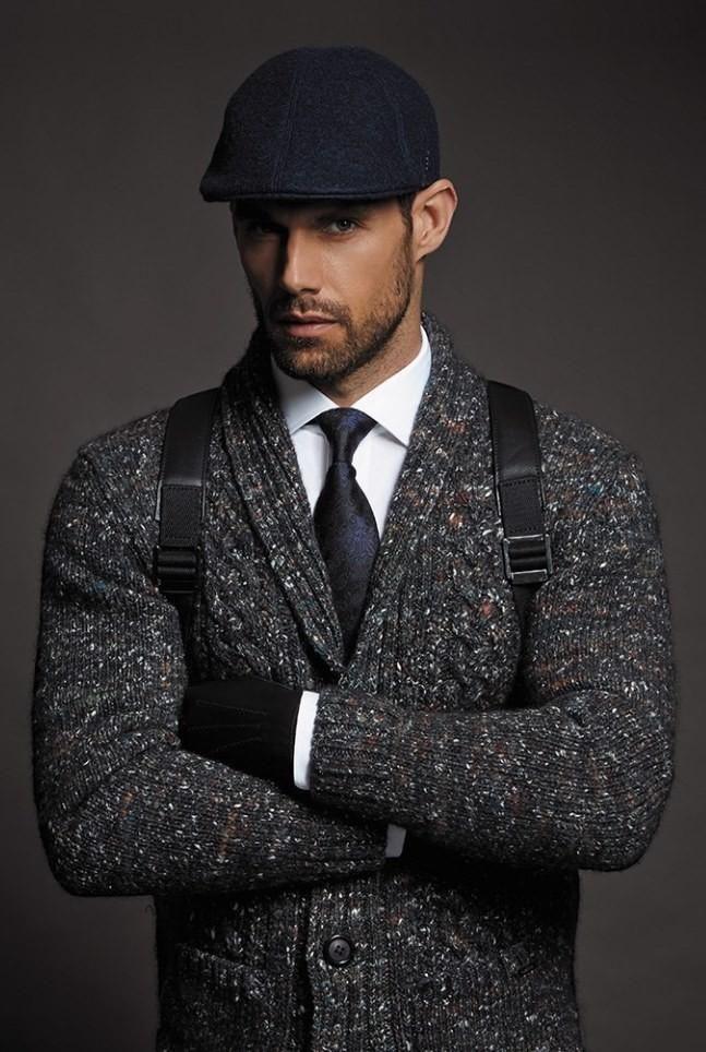 Florentino Otoño- Fall 2014 2015 Mens Winter Hats e08aec5f1bb